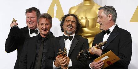 """Oscars 2015: """"Birdman"""" räumt ab"""