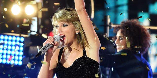 Swift verkaufte 2014 die meisten Platten