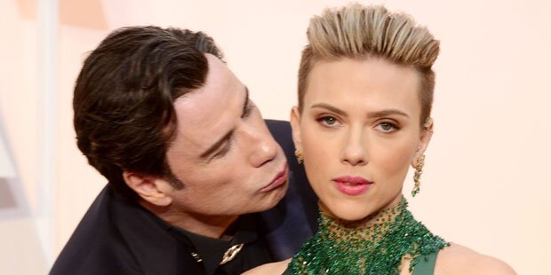 Johansson will Travoltas Bussi nicht