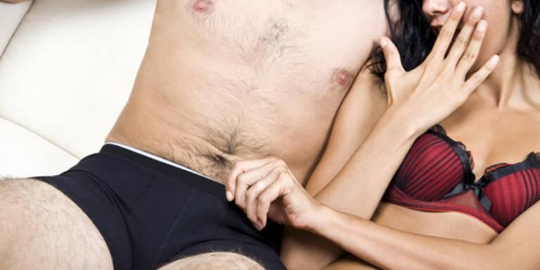 Die durchschnittliche Penis-Größe wurde ermittelt