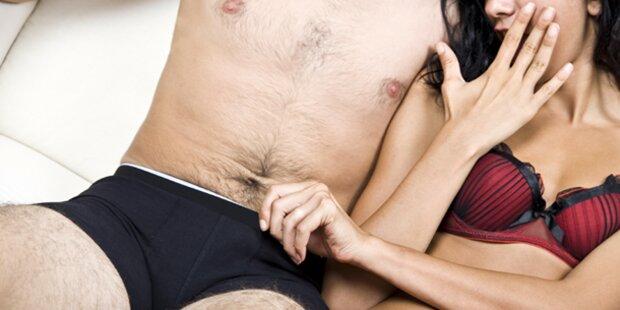 frau hat sex mit mann