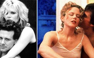 Erotik auf der Leinwand: Top 5 der heißesten Filmszenen
