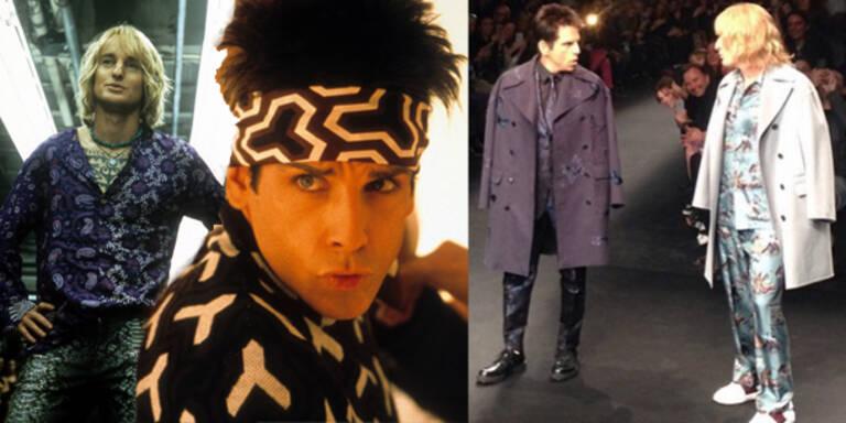 Zoolander crasht die Paris Fashion Week