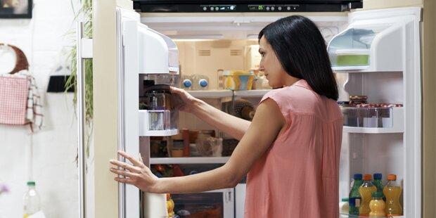Was man immer im Kühlschrank haben sollte