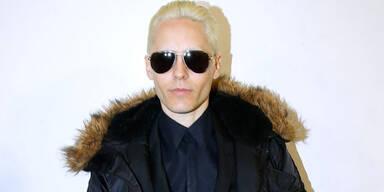 Jared Leto schockt in Paris mit neuer Frisur