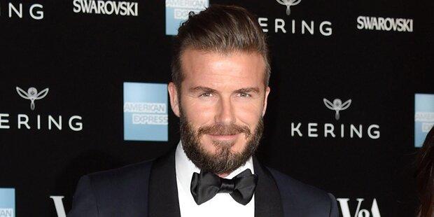 Pensionist Beckham macht 72 Mio. im Jahr