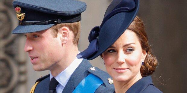 Kate: Zu beliebt für Staatsbanketts?