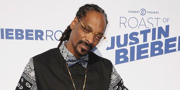 Snoop Dogg gastiert im Sommer in Wien