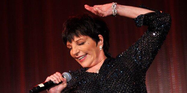 Liza Minnelli (69) in Entzugsklinik