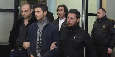 Weitere 40 Linksextremisten in Haft