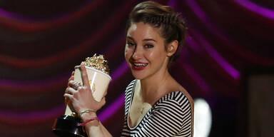 Die Stars der MTV Movie Awards 2015