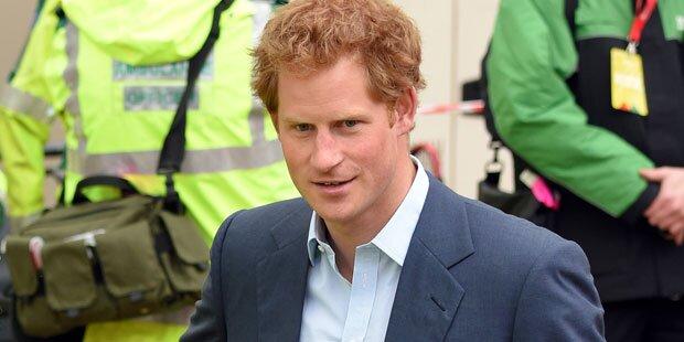 Kate-Baby: Harry bei Geburt nicht dabei