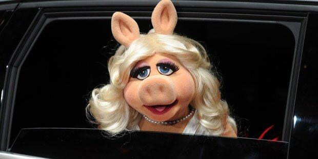 Frauenrechtspreis an Miss Piggy