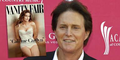 Bruce Jenner als Frau auf Vanity Fair