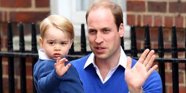 Prinz George & Prinz William
