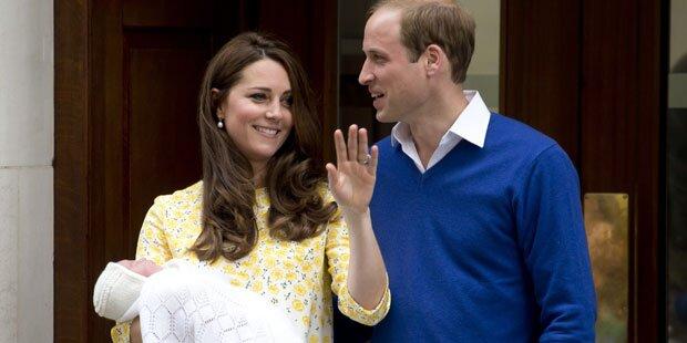Kate: Strenge Baby-Diät