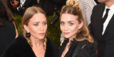 Mary-Kate & Ashley Olsen auf der Met Gala