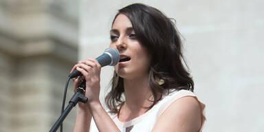Boggie bei Song Contest Wurst Party in Wien