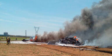 Airbus A400M bei Testflug abgestürzt