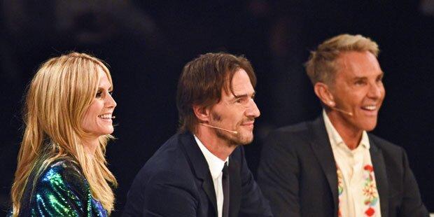Heidi Klum feuert Joop und Hayo