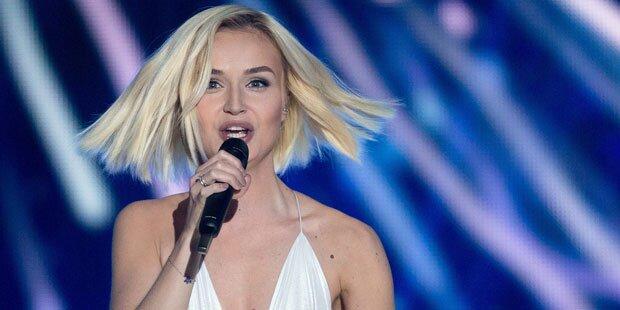Heiße Song-Contest-Russin wieder in Wien