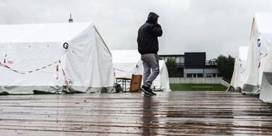 Asyl-Drama zu Pfingsten