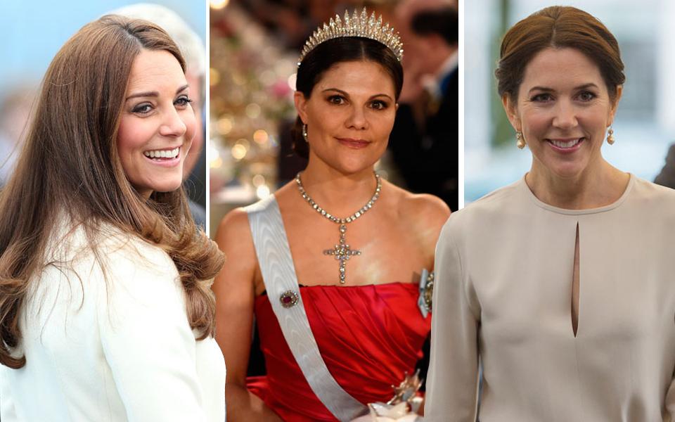 Royal Ladies im Glamour-Check