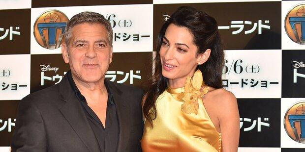 George Clooney baut Liebes-Palast