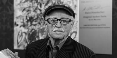 Maler Hans Staudacher gestorben