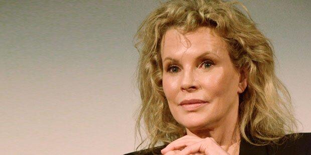 Kim Basinger hat die Botox-Starre