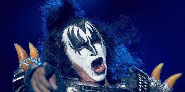 Mit ÖSTERREICH zur Monster-Show von Kiss