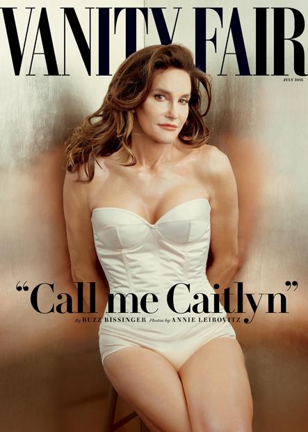 Bruce Jenner auf dem Cover von Vanity Fair