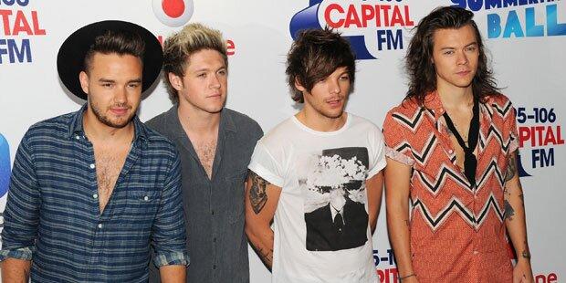 One Direction in Wien: Sorge um Fans