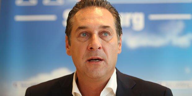 Grenzzaun: Strache-Sager regt auf