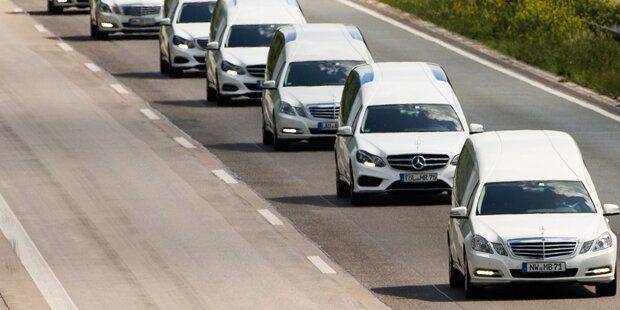 Germanwings-Opfer endlich in der Heimat