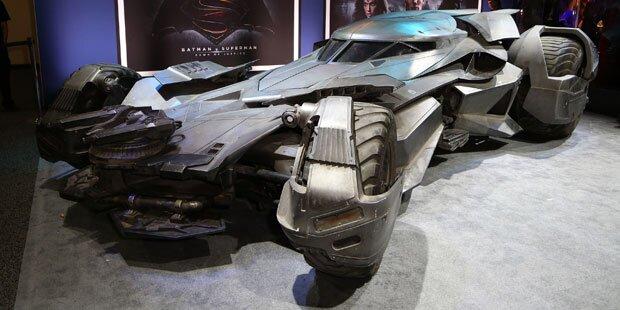 DAS ist das neue Batmobil