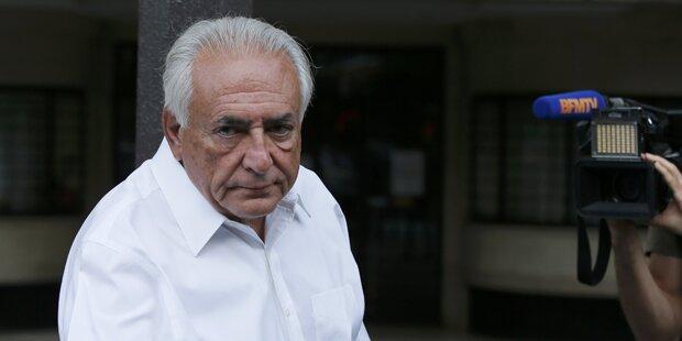 Strauss-Kahn: Freispruch im Sex-Prozess
