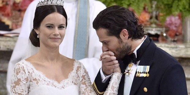 Sofia & Carl Philip: Das machte Hochzeit besonders