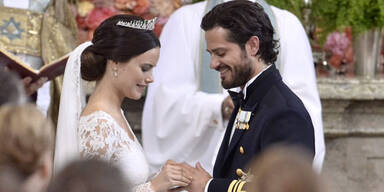 Prinzessin Sofian & Prinz Carl Philip