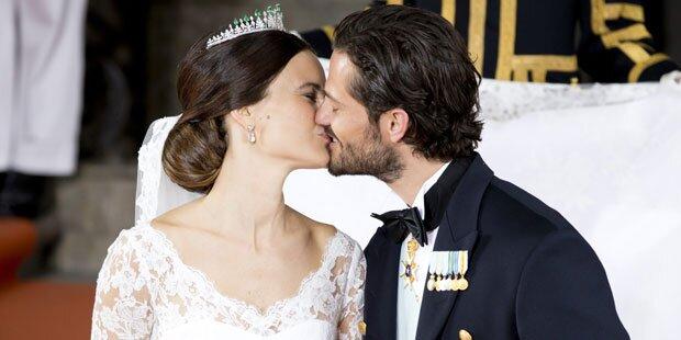 Happy End für Prinz Carl Philip & Model Sofia Hellqvist