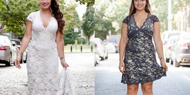 Hochzeitskleid-Recycling