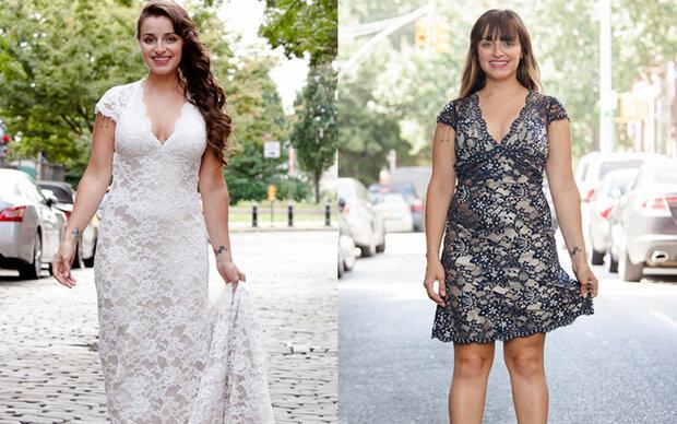 So schenkt man dem Brautkleid ein zweites Leben