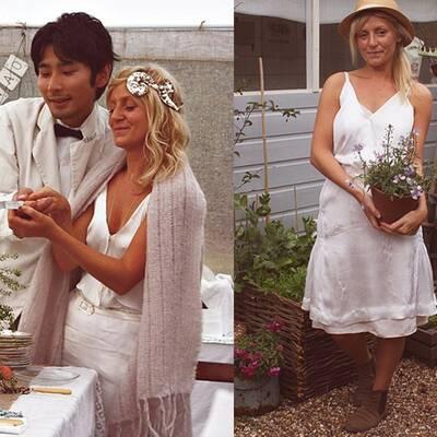Ein zweites Leben für das Hochzeitskleid
