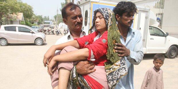 Todeshitze: 750 Tote in fünf Tagen