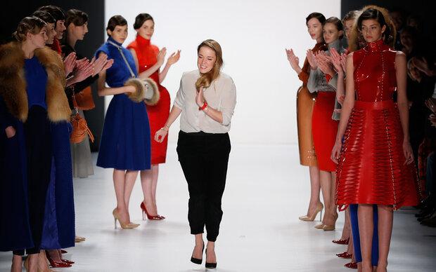 Marina Hoermanseder eröffnet MQ FASHION WEEK