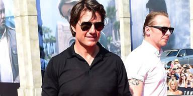 Kopie von Tom Cruise: Weltpremiere in Wien