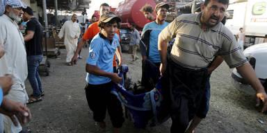 Anschlag in Bagdad: Mindestens 76 Tote