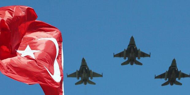 Türkei fliegt erneut Angriffe im Irak