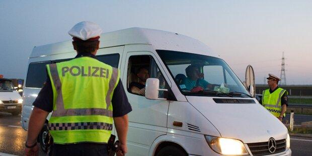 Schlepper-Ring in Wien geschnappt