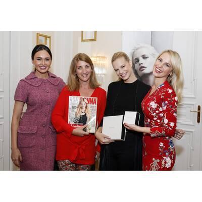 Leading Ladies Awards 2015 - Schmuckanprobe